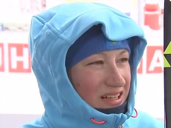Биатлон, эстафета: россиянки убежали от деревянной медали