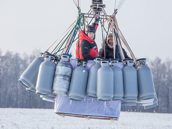 Федор Конюхов поставил новый воздушный рекорд