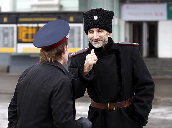 Казаков пустили в суды из-за кадровых проблем с охраной