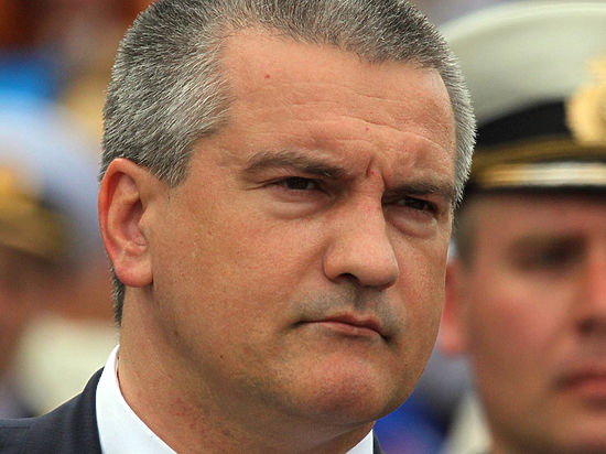 Аксенов о Ришаре: культурная блокада Крыма провалится