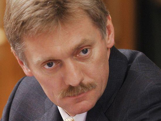 Песков: обвинения Путина в коррупции – чистый вымысел