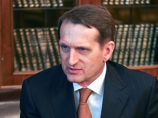 Нарышкин заявил о скором возвращении российских туристов в Египет