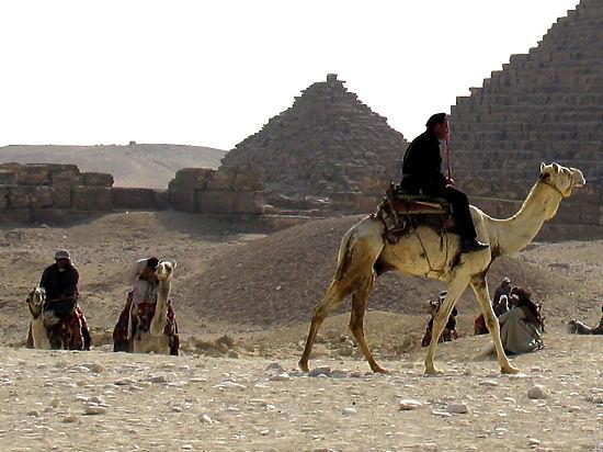 Без туристов Каир теряет по $280 млн в месяц