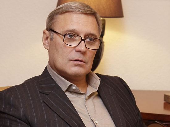 Касьянов пообещал в Страсбурге вернуть Крым Украине