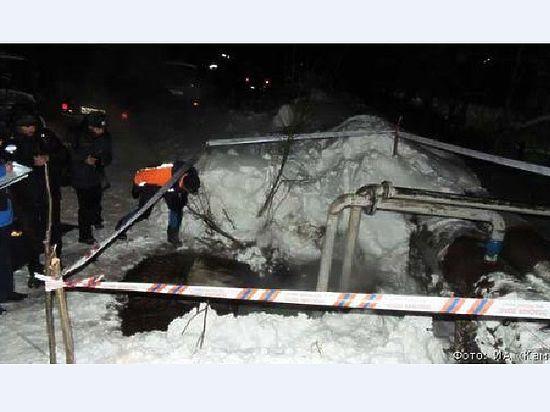Столица Камчатки рыдает: трое второклассников заживо сварились, провалившись в люк