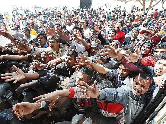 Швеция вышлет десятки тысяч мигрантов чартерными рейсами