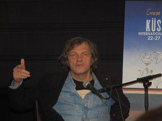 Эмир Кустурица: «Гуси спасли Рим, спасут и кино»