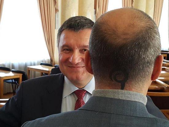 Министр внутренних дел Украины Аваков оказался итальянским бизнесменом