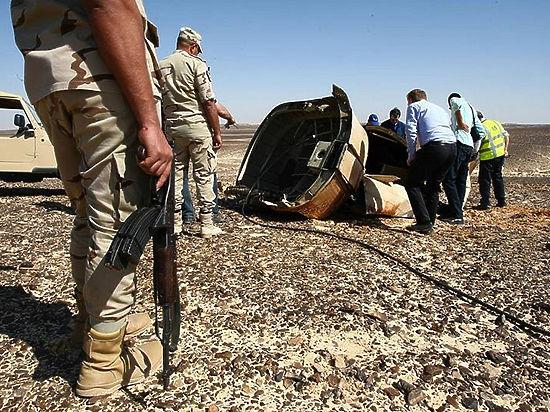Следствие выяснило личности террористов, взорвавших А321 над Египтом