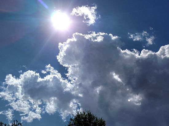 Огромная озоновая дыра накрыла Россию. Эпицентр - над Западной Сибирью