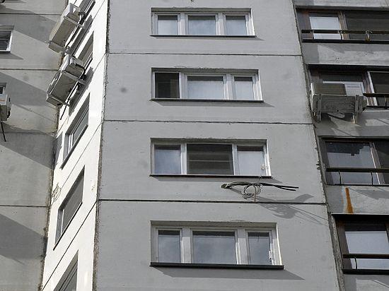 Мытищинские алкоголики выбросили полуторогодовалого ребёнка из окна девятого этажа