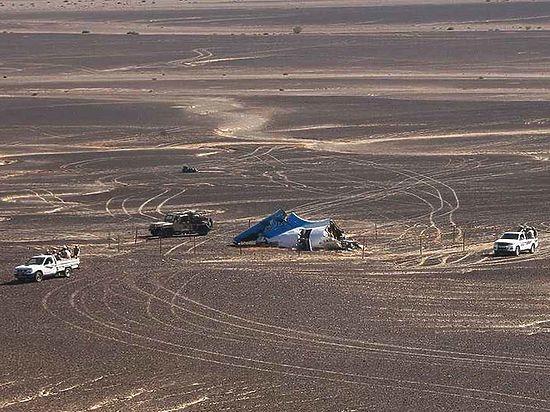 СМИ и спецслужбы назвали три версии расследования крушения А321