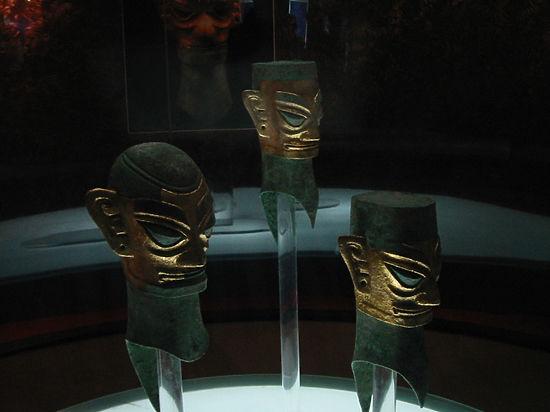 Артефакты из золота и нефрита поведали учёным историю Древнего Китая