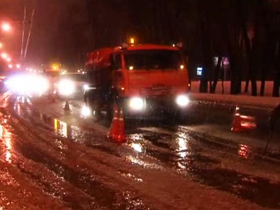Месиво из снега: пострадавшие рассказали о провале грунта в Москве