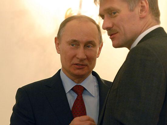 Песков озвучил ближайшие планы Путина на президентские выборы 2018 года