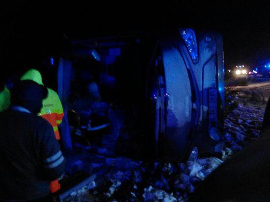 Очевидцы рассказали о ДТП с автобусом Рига-Петербург: пострадавшим ампутировали руки