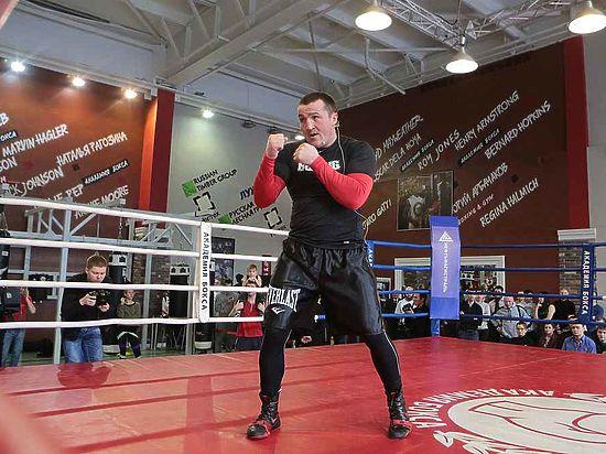 Денис Лебедев рассказал о предстоящем бое с Виктором Рамиресом