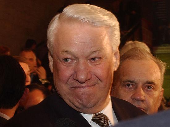 Посмертный подвиг Ельцина