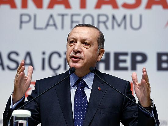 Ради беседы с Путиным Эрдоган объявил «оранжевый» уровень тревоги
