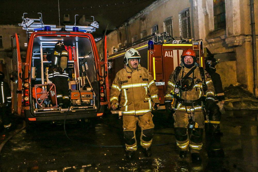 Страшная трагедия в швейном цеху на Стромынке унесла жизни 12 человек.