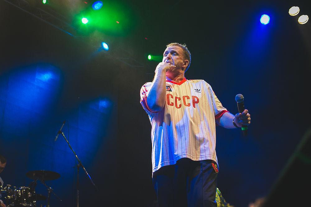 30 января в Москве прошло выступление группы Дюна.