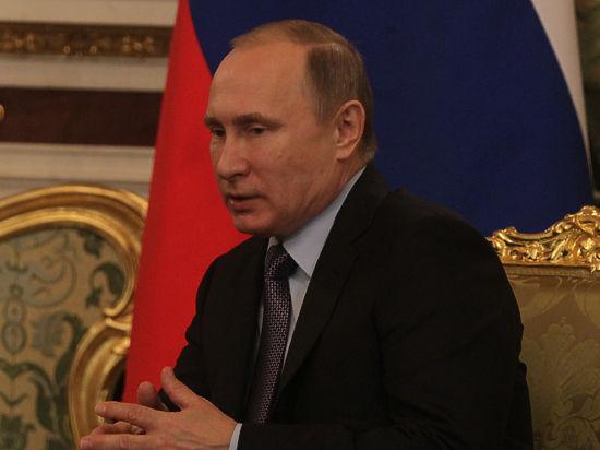 "Путин ""натравил"" ФСБ и Генпрокуратуру на интернет-угрозы"