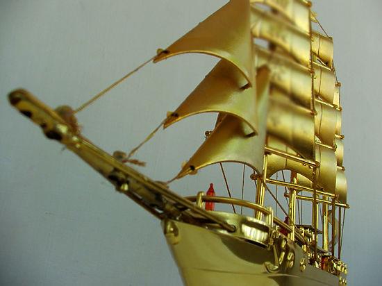 Археологи обнаружили в Египте корабль возрастом более 4,5 тысяч лет