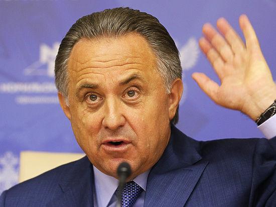 Мутко заявил, что Россия поддержит Инфантино на выборах президента ФИФА