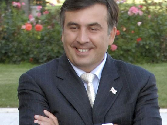 Саакашвили поддержал Абромавичуса: реформы на Украине блокирует бизнес-партнер Порошенко