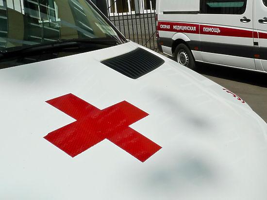 Водитель «скорой», сбивший женщину, умер от волнения