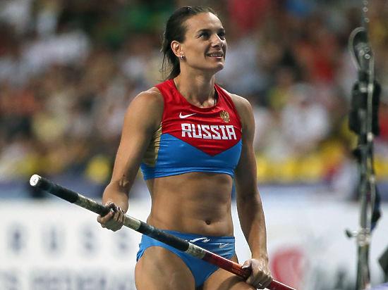 Легкая атлетика: Елена Исинбаева вновь возвращается