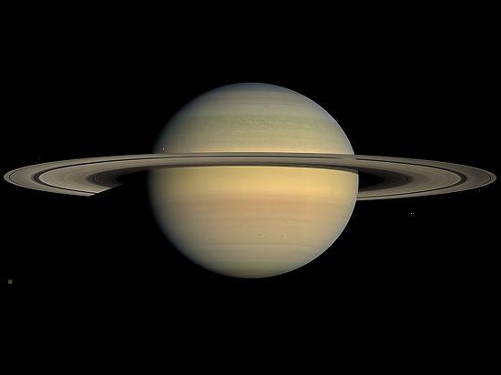 Планетологи объявили кольца Сатурна оптическим обманом