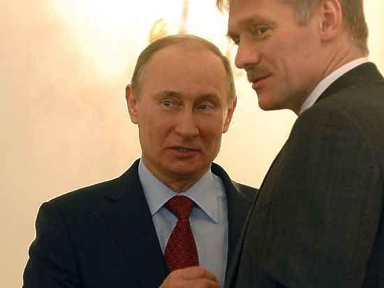 Песков отверг все контакты Путина и Эрдогана