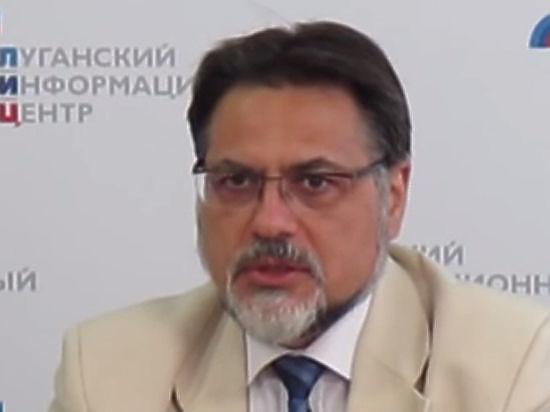Полпред ЛНР Дейнего объявил о коллапсе минских переговоров с Украиной