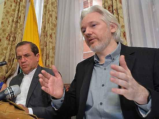 Специалисты ООН приняли сторону Ассанжа, но это ему не помогло