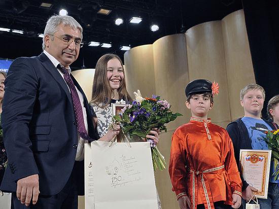 МОСГАЗ зажег звезды на Фестивале юных талантов