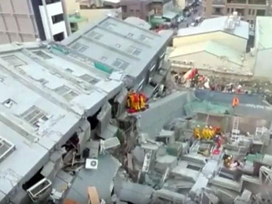 Плохое предзнаменование: жительница Тайваня рассказала о мощном землетрясении