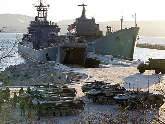 Войска на юге России подняли по тревоге