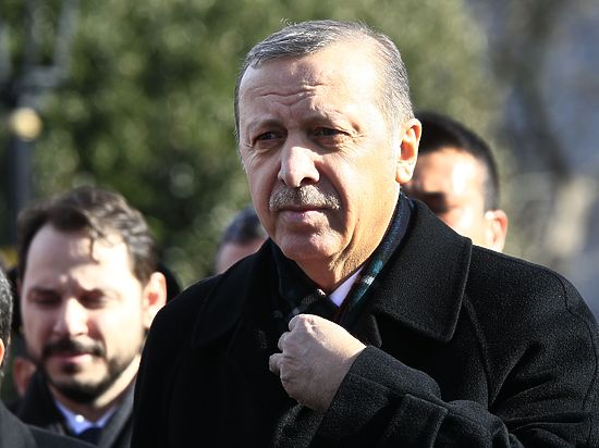 Эрдоган нагрубил Путину: