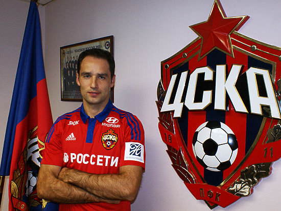 Роман Широков подписал контракт с ЦСКА до конца сезона