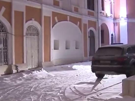 Возле ресторана, где напали на Касьянова, задержали чеченских полицейских