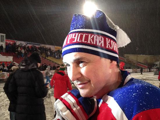 Ковальчук победил Третьяка
