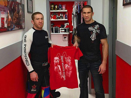 Сарнавский и Мачаев: «На Fight Nights мы подеремся и вновь станем друзьями»