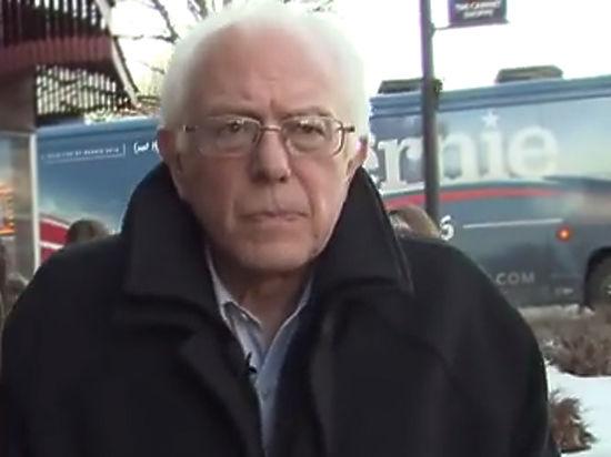 Победивший на праймериз Сандерс посулил США политическую революцию