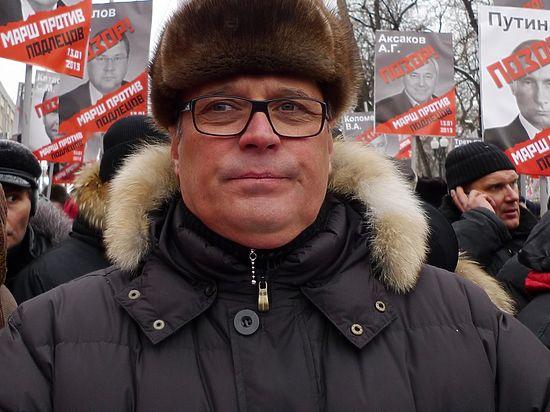Михаила Касьянова закидали яйцами во Владимире