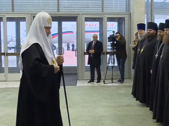 Грядущая встреча патриарха с папой римским возмутила православных радикалов