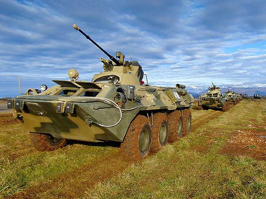Крым прикрыл Россию от авианалета