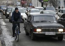 На работу на велосипеде: как я катался по Москве зимой