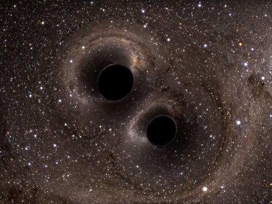 Звук колебания гравитационных волн оказался похож на чириканье птиц
