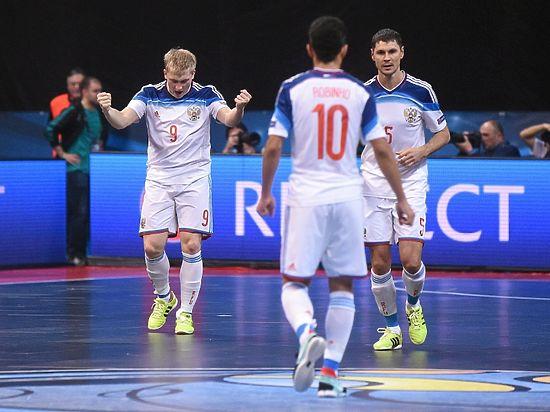 Сборная России проиграла Испании в финале ЧЕ-2016 по мини-футболу. Онлайн-трансляция